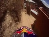 Insane Biking Skills--from A 1st Person Perspective Helmet Cam