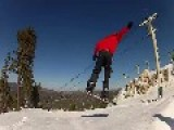 Incident Packed 30 Seconds Of Snowboarding