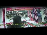 Jewelry Store Robbery Caught On Camera