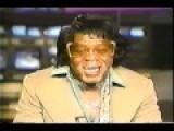 James Brown TV Interview