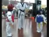 Junior Karate Fight - With An Irish Twist
