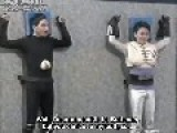 Japanese Game Show Face Squashed By Sumo Butt