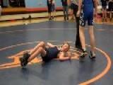 Jared Stevens' First Wrestling Match