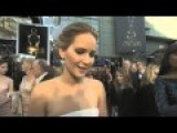 Jennifer Lawrence Is Obviously High As Hell During This Interview