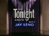 Jim Carrey Impersonating Jay Leno