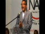 Judge Mathis Full Speech Trayvon Martin Rally NYC