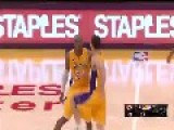 Kobe Bryant Clutch Performance Hits 3 Straight 3's
