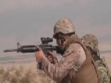 Kabul Compound Tactical Response Team Trains At Kabul Firing Range