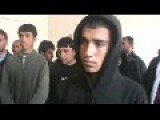 Kurdish Civilians Kidnapped By FSA And Accuse Them Of Being YPG. Ras Al Ain 24 01 2013