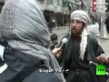 Life Under The FSA Terrorists In Syria