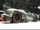 Lamborghini Veneno: Geneva's Most Intimidating Car
