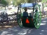 Larry's Solar Green Buggy