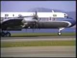 Lockheed Electra 1990 On Rio - São Paulo Shuttle