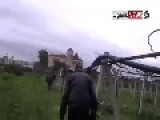 Long Video Of The Battle To Liberate Zizoun In Daraa Province