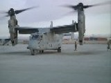 Leaflet Drop From MV-22B Osprey