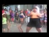 Little Slutty Latin Girls Dancing Where Are The Parents!