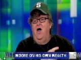Lying Liberal Slob Michael Moore Denies He Is In The 1%