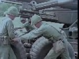 M115 8-inch Howitzer - Weapons Of The Field Artillery 1965 US Army Training Film