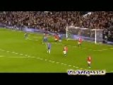 Mata Awesome Volley Vs Manchester United