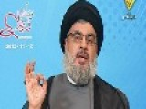 Missile Rain Awaits Israel If Lebanon Attacked: Nasrallah