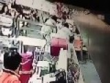 Man Attacking A Pregnant Women In Singapore
