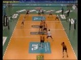 Mens Volleyball Triple Headshot
