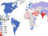 Map Reveals The Most Racist Countries In The World