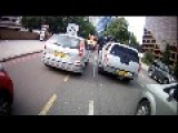 My Minor Cycling Kerfuffle Crash With A Taxi