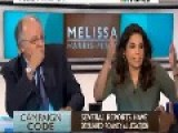 MSNBC Host Melissa Harris-Perry Has An On-air Meltdown