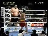 Mission Impossible: Chinese Sanda Guy VS Huge American-born Japanese Sumo Wrestler Grand Champion