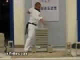 Martial Arts Expert Breaks Hand