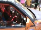 Man Is Run Over During Car Show In Brazil