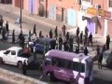 Morocco Royale Police Beating Everyone In The Street