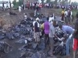 Mass Grave For Explosion Victims In Nigeria