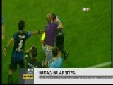 Mad 'supporter' Attacks Referee, Tries To Strangle Him
