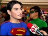 Man Gets Surgery To Look Like Superman