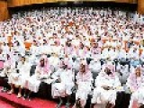 No Room For Girls At A 'women's Conference' In Saudi Arabia