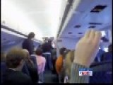 New Video Of American Airlines Flight Attendant Meltdown With Full Audio From Dallas Tx. Love Field