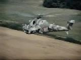 Nice NVA Mi-24 Hind Footage
