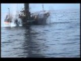 New Coast Guard Video Relaesed Of The Sinking Of The Japanese Fishing Vessel Ryou-Un Maru