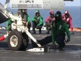 Nimitz-class Aircraft Carrier USS John C. Stennis - Flight Deck OPS CVN 74 - Full 1080p HD