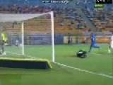 Neymar Vs Sao Caetano Dribbling Skills!