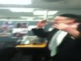 NCSY's Rabbi Avrohom Walkin Calling The Harlem Shake Retarded