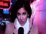 News Reporter Has Snot Dripping From Her Nose On Live TV