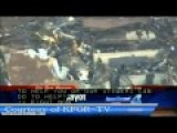 News Reporter Talks About Watching A Baby Getting Pulled From 7-eleven.Oklahoma Tornado