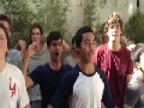 New Zealand Students Perform Impromptu Haka In Buenos Aires