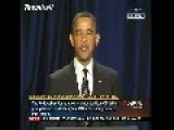 Obama Mis-Uses Scripture To Proselytize Tax Increases At National Prayer Breakfast