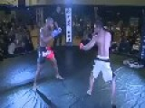 One-Kick K.O. Scott Noble VS Francis Grant