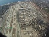 Overflying LAX In VFR - Full 1080p HD