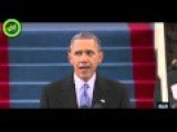 Obama Inauguration 2013 , A Lip Reading Exercise